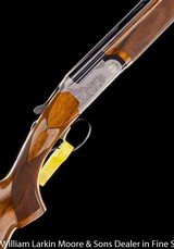 """RIZZINI B BR 110 Small Action Light Luxe 28ga 28"""" Chokes, 5#2oz, ABS case NEW - 1 of 8"""