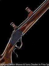 "BROWNING B78 Varmint 6mm Rem, 24"" Round barrel, Rings & bases, Mfg 1974"