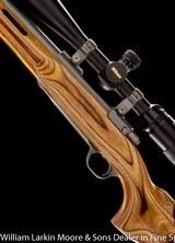 RUGER 77 Mark II Varmint .204 Ruger, Nikon 6x24 Long Range scope, Adjustable comb, Like new - 8 of 8