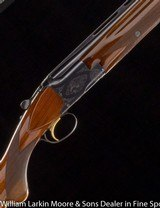 """BROWNING Superposed Grade 1 Broadway 12ga 30"""" M&F , Round knob, Grooved forearm, Mfg 1967"""