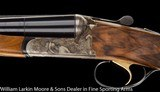 """F.LLI POLI Ivory Deluxe Sporting 12ga 30"""" Chokes, Upgraded wood, A SxS competition Sporting Clays gun, Mfg 2010 - 5 of 9"""