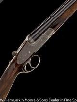 "F.LLI PIOTTI King No.1 Two barrel set 20 ga both sets 28"" SKT&IC and 1/4&1/2, Hidden hand detachable locks, Factory leather case, Mfg 1999 - 1 of 10"