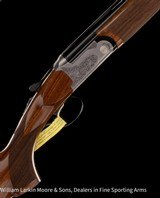 """RIZZINI B BR110 Light Luxe .410 28"""" chokes, ABS case, NEW"""