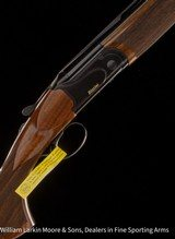 """RIZZINI B BR110 Small Action Field .41028"""" chokes, ABS case, NEW"""
