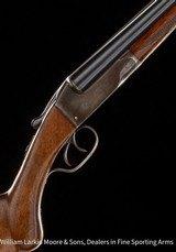 """ITHACA FLues Field grade 16ga 27"""" CYL&CYL, 6#2oz, Mfg 1913, A great Grouse gun"""