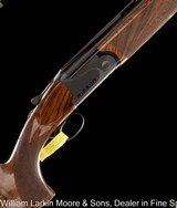 """RIZZINI B BR110 X Sporting, 12ga 30"""", X bore, Adjustable comb, Extended chokes, ABS case, NEW"""