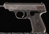 J.P. SAUER Model 38H .32acp (7.65mm) Nazi marking, Vintage shoulder holster - 2 of 3