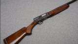 Browning A-5 Magnum12 GA
