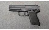 H&K ~ USP ~ .40 S&W - 2 of 2