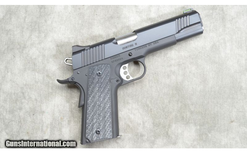 Kimber ~ Custom II ~ 10 MM for sale
