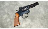 Smith & Wesson ~ Model 18-4 ~ .22 LR