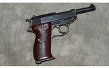 Walther ~ P.38 ~ 1944 ~ 9MM Parabellum