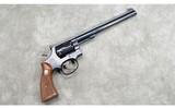 Smith & Wesson ~ Model 48-4 ~ .22 MRF