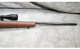 Remington Arms ~ 722 ~ LH Conversion ~ .223 REM (rechamber from .222 Rem) - 4 of 11