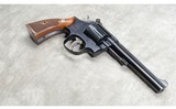 Smith & Weesson ~ K-22 Masterpiece ~ .22 Long Rifle - 3 of 4