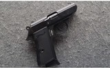 Walther ~ PPK/S .22 LR