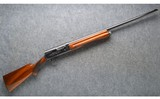 Browning ~ A5 Field ~ 12 Ga. - 1 of 9