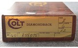 Colt ~ Diamondback ~ .22 LR - 3 of 3