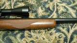 """Ruger No. 1 22-250, 24"""" heavy barrel with Simons 4-12x scope in Ruger rings on Ruger bases - 4 of 15"""