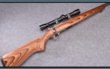 Ruger Model 77/22 ~ .22 Magnum