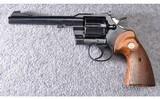Colt ~ Officers Model Target ~ .22 LR - 2 of 3