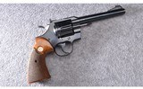 Colt ~ Officers Model Target ~ .22 LR - 1 of 3