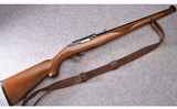 Ruger ~ Model 10/22 Carbine ~ .22 LR