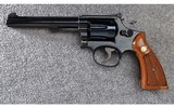 Smith & Wesson ~ Model 17-4 ~ .22 LR - 2 of 5