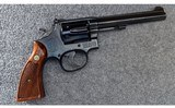 Smith & Wesson ~ Model 17-4 ~ .22 LR