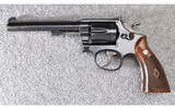 Smith & Wesson ~ Model K-22 Masterpiece 3rd Model ~ .22 LR - 2 of 5