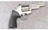 Smith & Wesson ~ Model 66-2 Combat Magnum ~ .357 Magnum