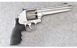 """Smith & Wesson ~ Performance Center Model 929 """"Jerry Miculek"""" ~ 9 MM"""