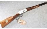 "Winchester ~ Model 94 Saddle Ring Carbine ""Legendary Lawmen"" ~ .30-30 Win. - 3 of 14"