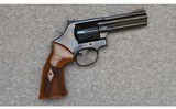 Smith & Wesson ~ Model 586-8 ~ .357 Magnum