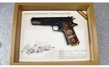"""Colt ~ WWI """"The Battle of Chateau-Thierry"""" Commemorative ~ .45 Auto - 5 of 6"""