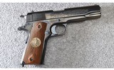 """Colt ~ WWI """"The Battle of Chateau-Thierry"""" Commemorative ~ .45 Auto - 1 of 6"""