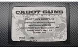 Cabot Guns ~ Model S103 ~ .45 Auto - 4 of 7