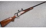 Blaser ~ Model R-84 ~ .257 Wby. Mag.