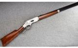 Uberti ~ Model 1866 ~ .44 WCF (.44-40) - 1 of 14