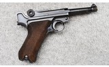 S/42 ~ Luger ~ 9 MM Luger