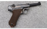 DWM ~ 1917 Luger ~ 9 MM Luger