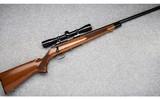 Remington ~ Model 541-T ~ .22 Long Rifle