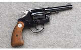 Colt ~ Police Positive Special ~ .38 Special