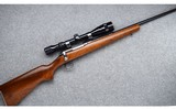 Remington ~ Model 722 ~ .222 Rem.
