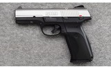 Ruger ~ Model SR9 ~ 9x19 MM - 2 of 2