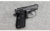 Beretta ~ Model 21A Tip-Up ~ .25 Auto