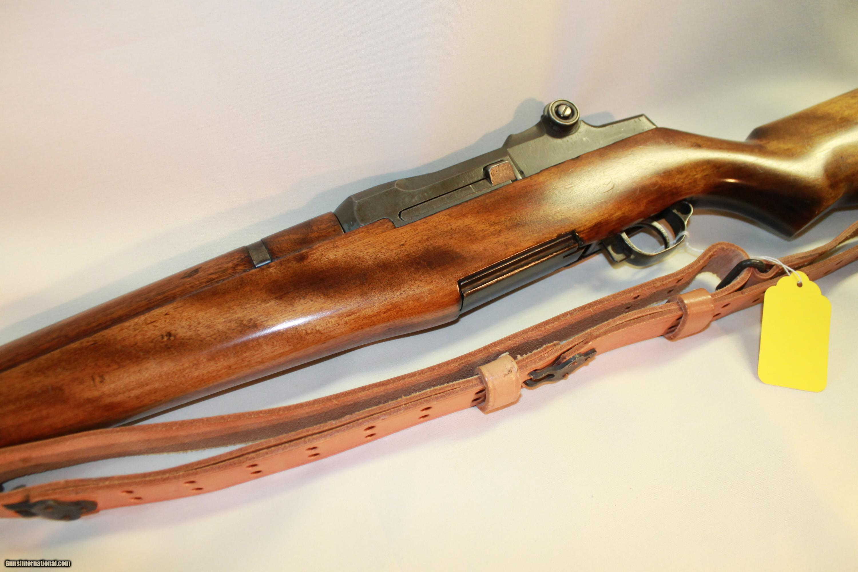 m1 garand rifle The m1 carbine (formally the united states carbine, caliber 30, m1) is a lightweight, easy to use 30 caliber (762 mm) semi-automatic carbine that was a standard firearm for the us military during world war ii, the korean war and well into the vietnam war.