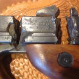 Relic WW II Thompson Sub Machine Gun M1A1 Part De-Militarized - 4 of 13