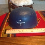 German World War II Reproduction Paratrooper Helmet