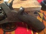 1854 Beaumont Adams Double Action Revolver - 8 of 15